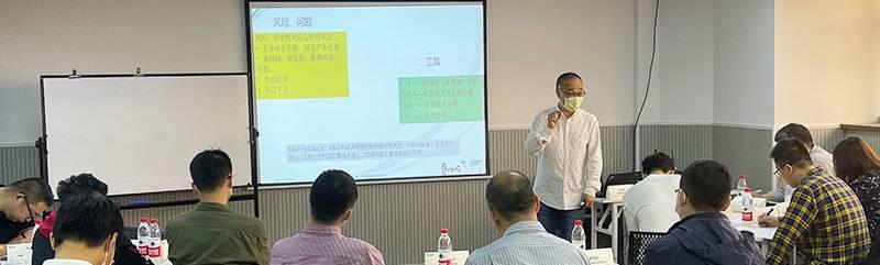 【快讯】冰衡研发副总裁向老师《DFMEA应用实战培训 (AIAG&VDA新版)》在上海举办,30+学员慕名而来!